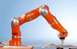 帅呆了!最顶级的德国KUKA柔性机器人