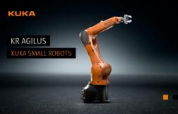库卡机器人拥有极高精确度和极快速度的KR AGILUS