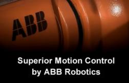 ABB机器人出色运动控制系统  毫米级精准稳定协作
