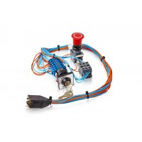 ABB机器人配件 控制柜主电缆线7m 3HAC3132-1