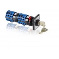 ABB机器人控制柜备件转换开关 3HAC052287-004