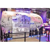 随时代发展的新一代人工智能奶茶店