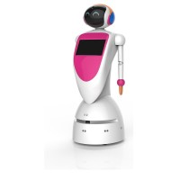 小船可乐机器人|小船智能服务机器人|商务机器人