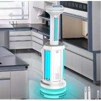 检验科消毒方案 检验科消毒机器人 钛米机器人