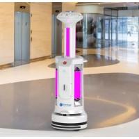 公共场所消毒方案 公共场所消毒机器人 钛米机器人