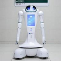 智能导诊分诊机器人 钛米医疗服务机器人