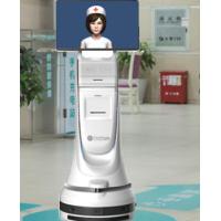 PET-CT陪伴/引导服务机器人|钛米机器人