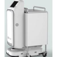 药房/PIVAS智慧物流解决方案|钛米敞开式/物资配送机器人