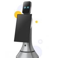 猎户星空 豹大屏机器人