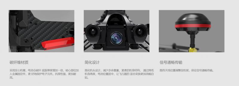 华科尔——Runner 250 PRO竞技无人机