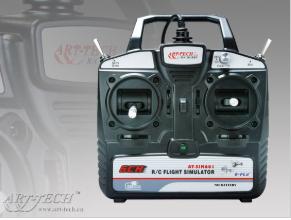 艾特——6CH遥控飞行模拟器