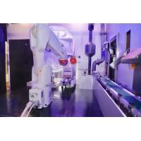 秘果科技新零售奶茶机器人