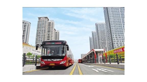 11年,22亿人次!来看郑州快速公交大数据