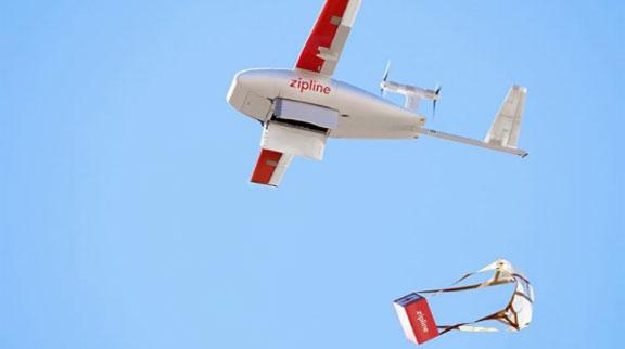 因新冠疫情,美国的无人机快递公司们机会来了?