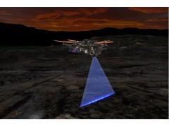 科研人员打造出能在夜间自动搜寻化石的无人机