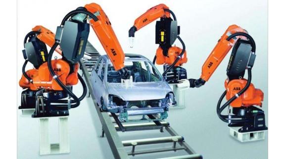 工业机器人的集成与应用解析