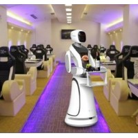 Amy送餐机器人 穿山甲机器人
