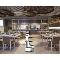 餐宝送餐机器人 穿山甲机器人