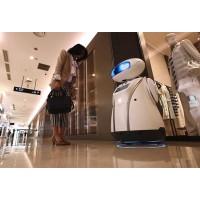 商场导购机器人 克路德机器人
