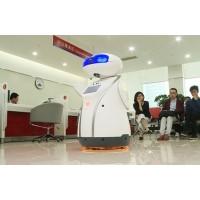 银行迎宾机器人 克路德机器人