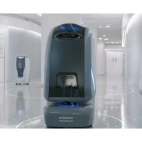 YOGO STATION 智能配送站 群体机器人