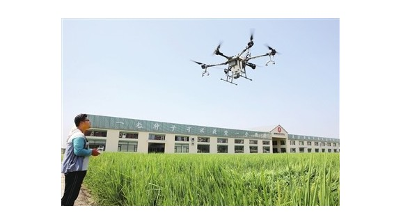 天津:发展智慧农业 助力乡村振兴