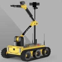 安泽智能机器人 智能排爆机器人 Tracker IIIS