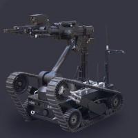 安泽智能机器人 智能排爆机器人 TrackerIIILS