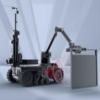 安泽智能机器人 智能排爆机器人 Tracker IIIX