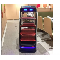 送餐机器人|擎朗送餐机器人|配送机器人