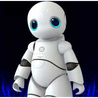 小笨迷你U|康力优蓝|桌面机器人