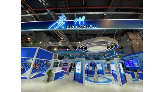 """""""5G+""""为广州人工智能与数字经济试验区发展赋能"""
