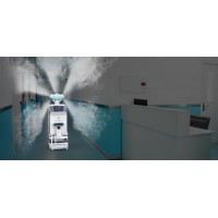 坎德拉机器人|CANDLE|消毒机器人