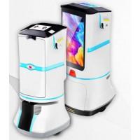 优地科技|优小妹三代|服务机器人
