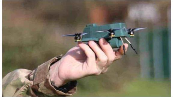 英方采购全球最小的无人机,计划全面应用于未来战场