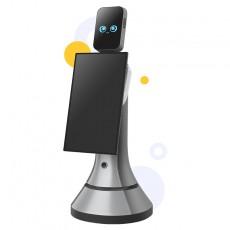 猎户星空豹大屏广告宣传机器人