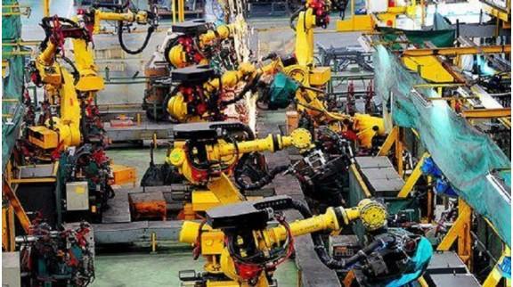 机器人产量面对疫情逆势上扬,全球机器人1/3产量在中国