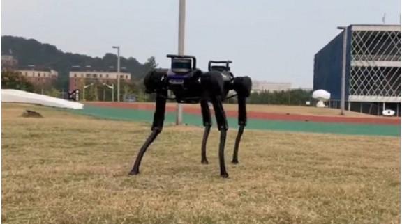 """机器狗""""绝影""""学会从跌倒中恢复过来,更具有实用性价值"""