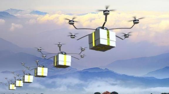 英国研发仿生虫型微型无人机
