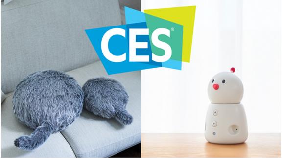 CES展会以线上的方式进行,让我们看看展出的新奇机器人