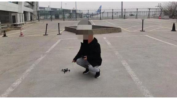 机场附近是无人机禁飞区,郑州有人已被罚200元