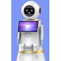 安优米商用服务机器人I|安泽智能|引导接待机器人