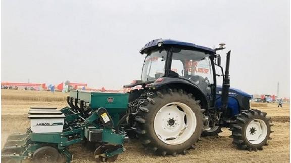 智能化无人农场 无人驾驶设备完成农业种植重要四大环节