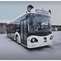 熊猫智能公交车|深兰科技|服务机器人