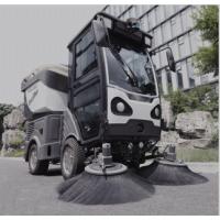 AI智能扫路机|深兰科技|清洁机器人