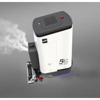 深兰AI清洁消毒机器人|深兰科技|清洁消毒机器人