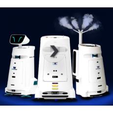 艾可清洁消毒机器人