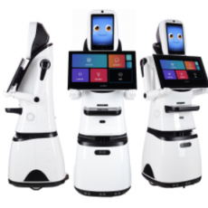 派宝迎宾机器人X3