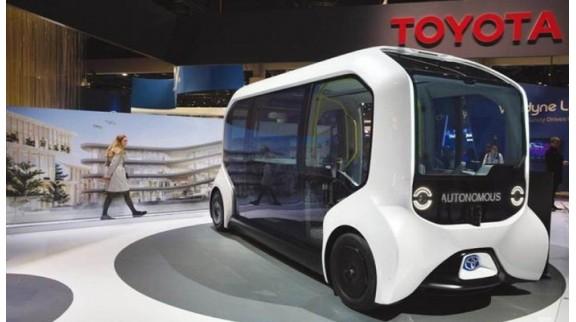 日本丰田打造自动驾驶智慧城市 落脚富士山脚