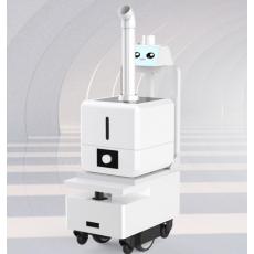 锐曼雾化消毒机器人